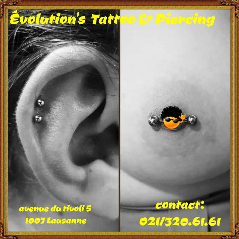 Evolution's Tattoo and Piercing