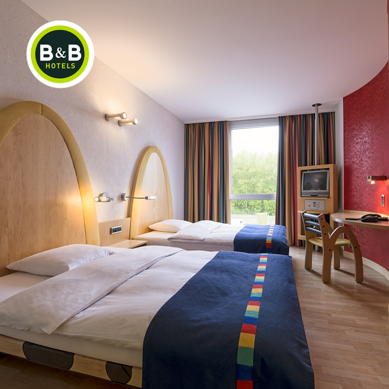 B&B Hotel Lully 3 Lacs